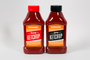 40-ounce Fancy Ketchup and Spicy Ketchup