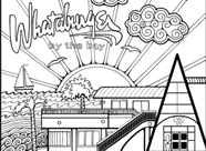 National Hamburger Month Coloring Contest - Whataburger by the Bay