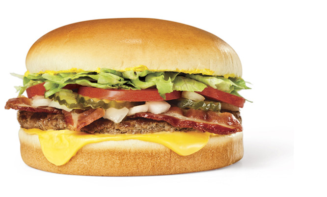 Bacon & Cheese Whataburger®