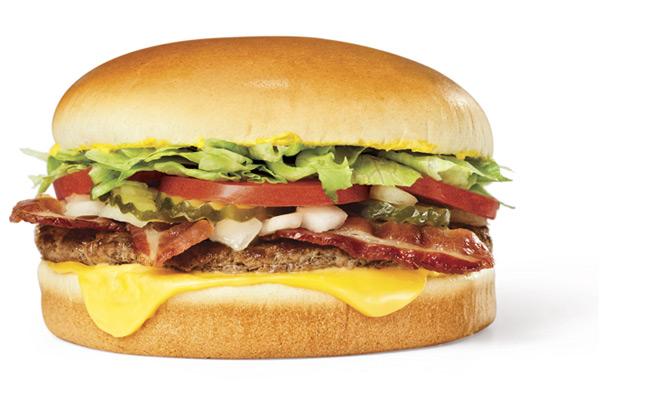 Bacon & Cheese Whataburger®