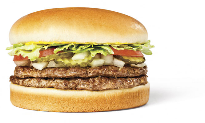 Double Meat Whataburger®