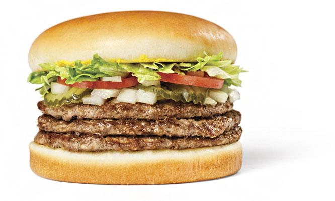 Triple Meat Whataburger®