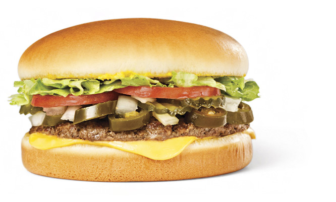 Jalapeno & Cheese Whataburger®