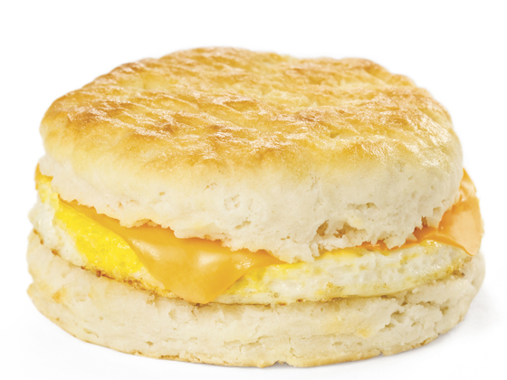 Egg and Cheese Biscuit