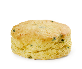 Jalapeno Cheddar Biscuit Sandwich