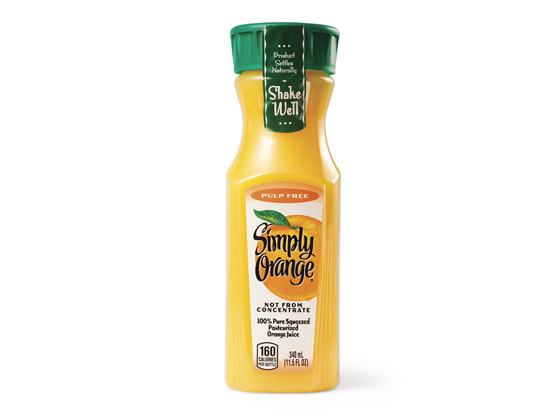 Simply Orange® Orange Juice
