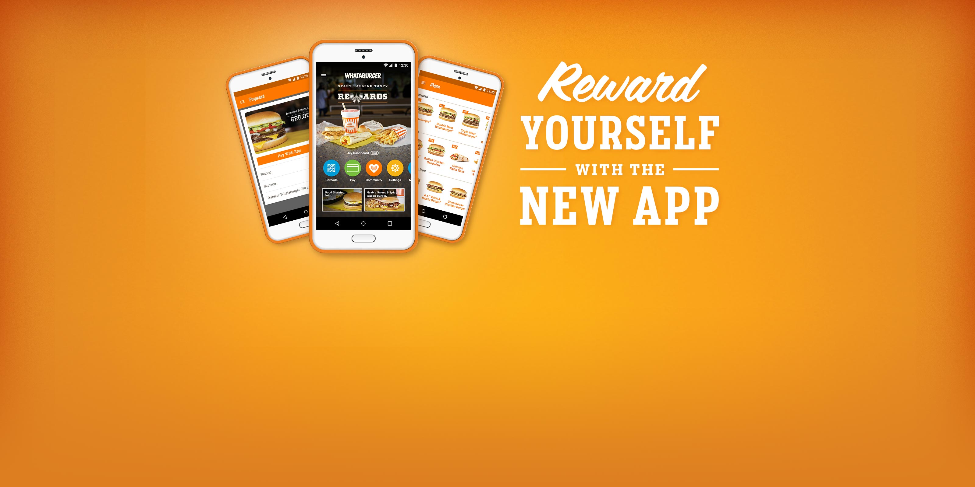 Whataburger Mobile Application
