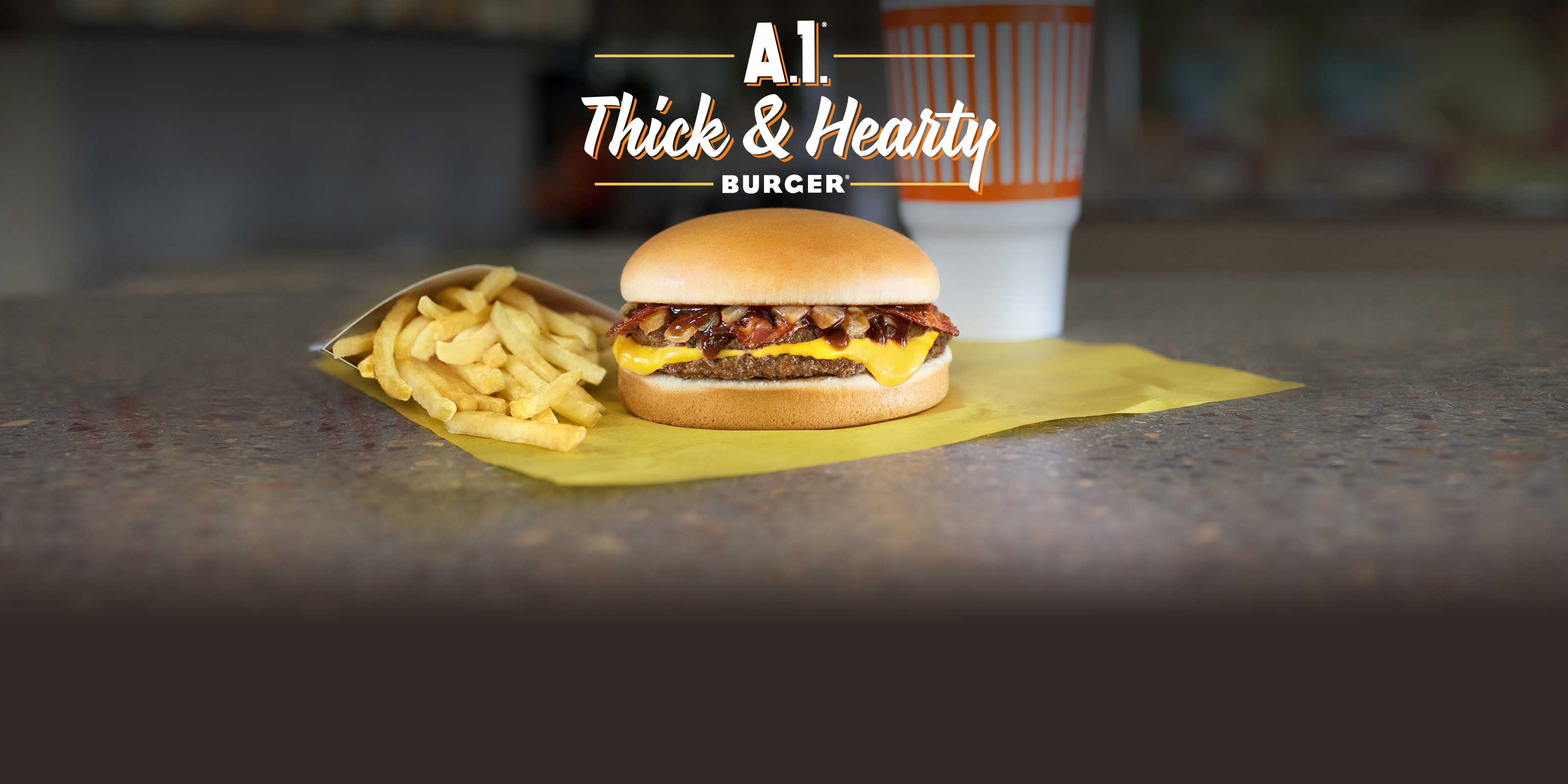 A.1. Thick & Hearty Burger