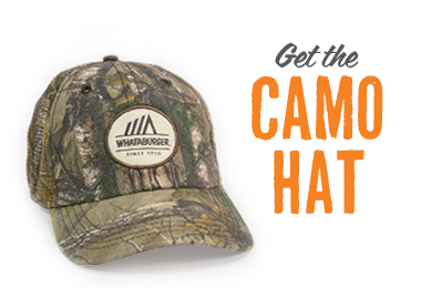 Get the Camo Hat